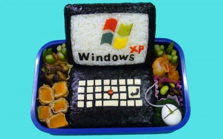 Вкусный ноутбук
