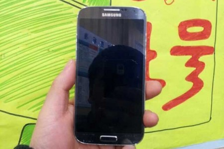 Живая фотография Samsung Galaxy S4