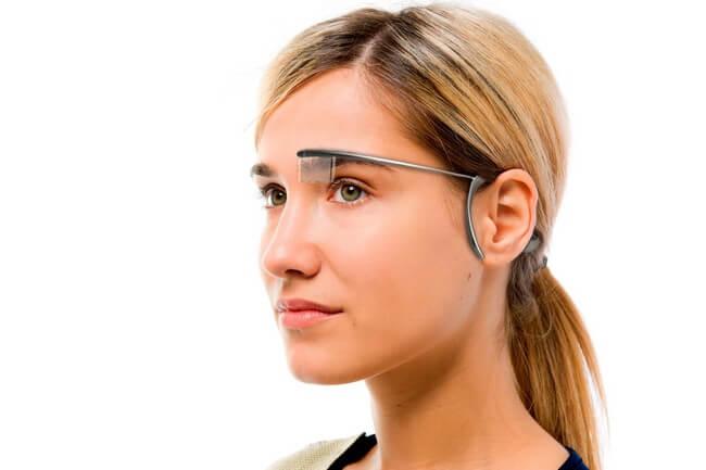 Концепт Google Glass