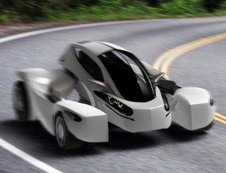электромобиль-трасформер MONO (2)