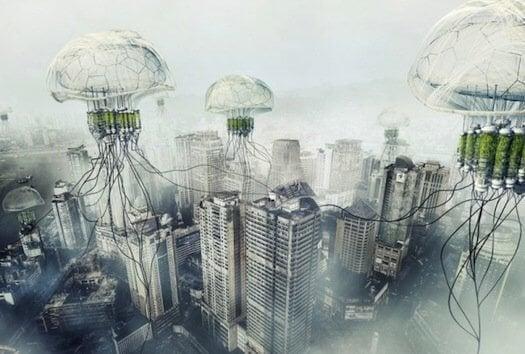 Небоскребы-медузы