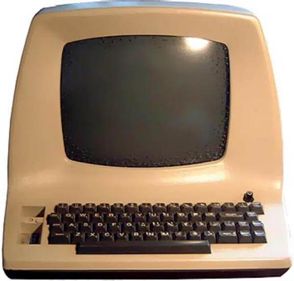 Компьютер из прошлого