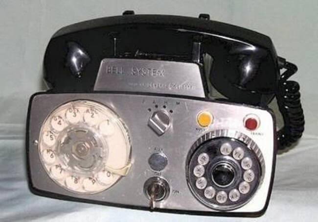1947 год в истории мобильной связи