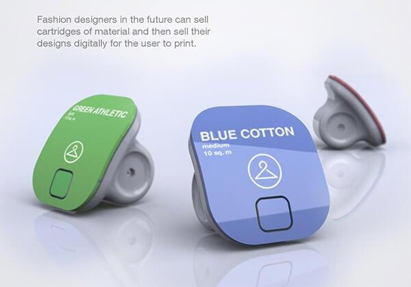 3D-принтер для печати одежды (3)