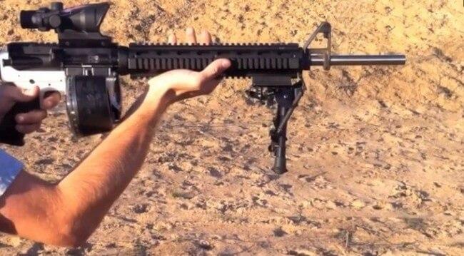огнестрельного оружия,