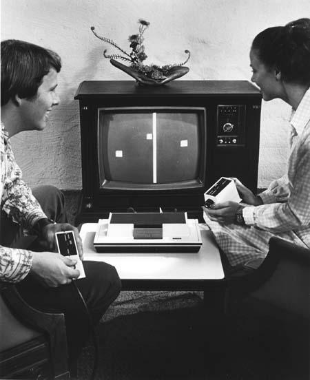 Видеоигры прошлого
