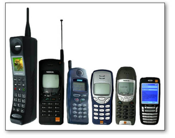 1983 год в истории мобильной связи