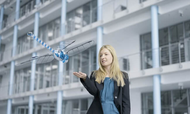 Dragonfly-Robot-Drone
