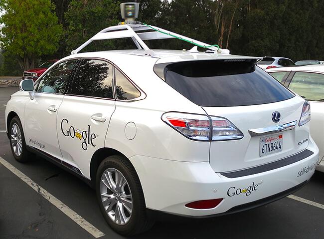 Google LexusRX 450h