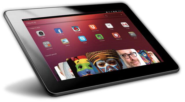 Intermatrix U7 Ubuntu Tablet