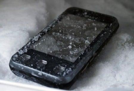 Чтобы взломать Android-смартфон его нужно заморозить