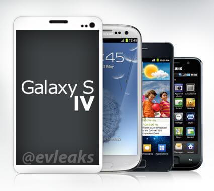 Samsung Galaxy S IV(2)