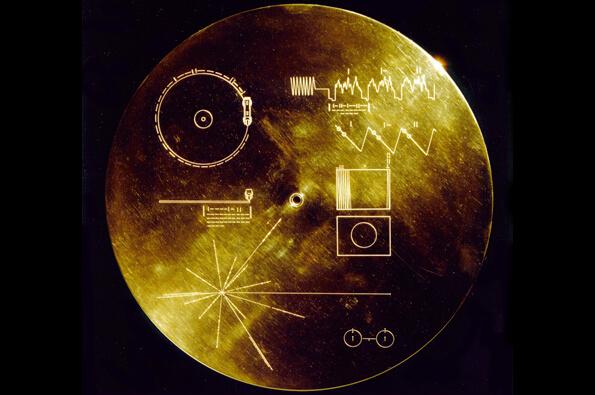 Золотой диск