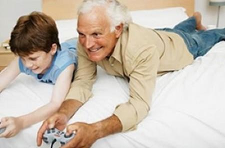 Видеоигры пожилых
