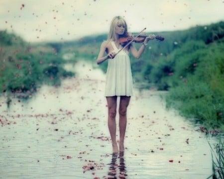 Музыка на природе