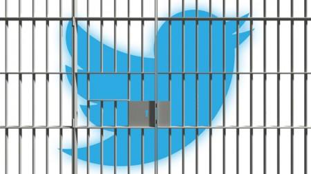 Зашел, твитнул - в тюрьму