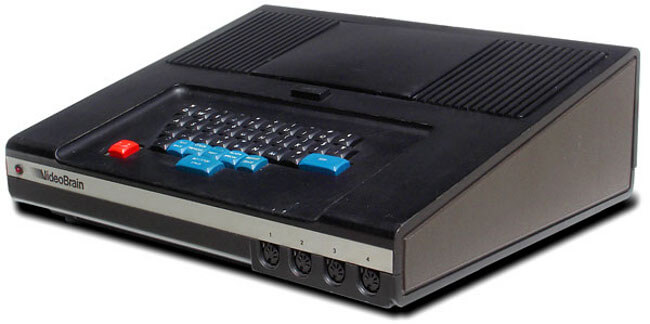 VideoBrain 1978 года