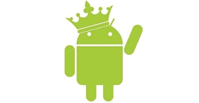Android господствует