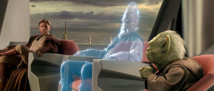 Jedi Council Room