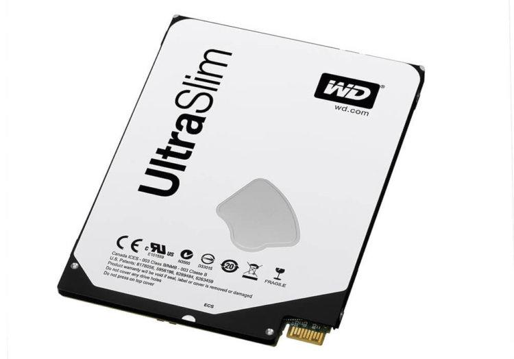 WDBlue UltraSlim