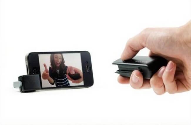 iPhone Shutter Remote