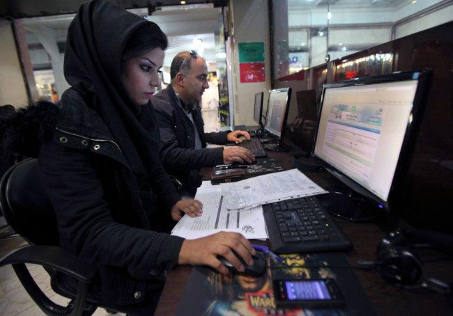 Интернет в Иране