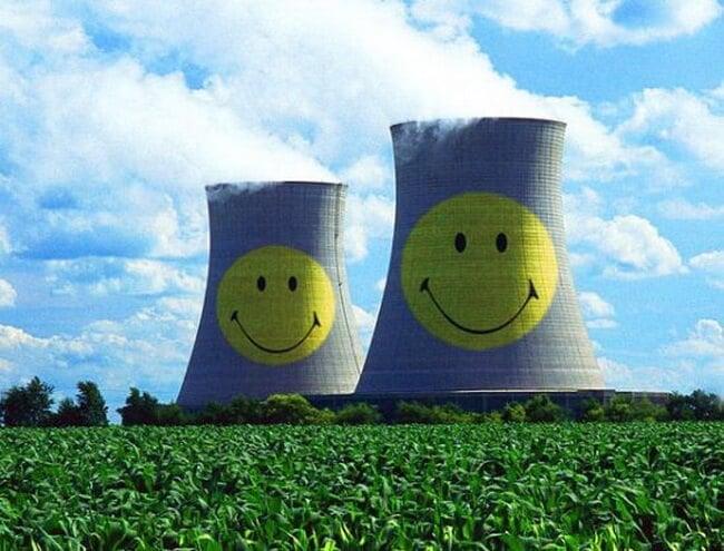 Ядерная энергия спасает жизни
