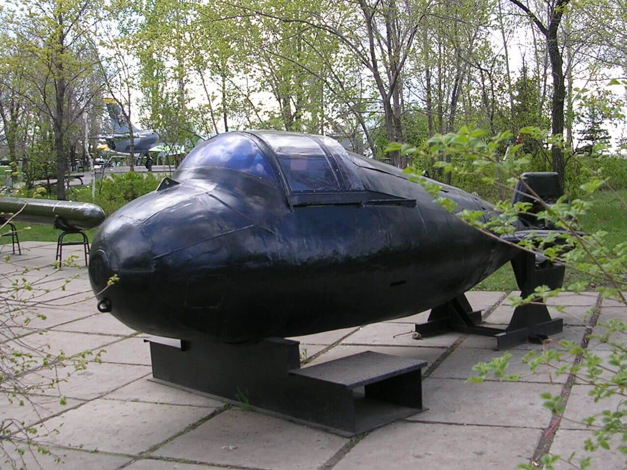 Персональная подводная лодка