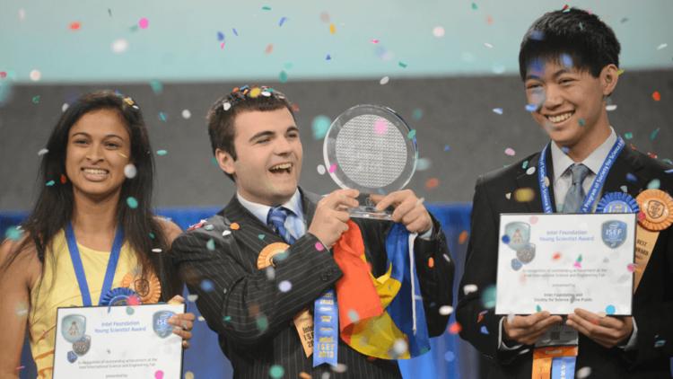 Eesha Khare Intel Foundation Young Scientist Award