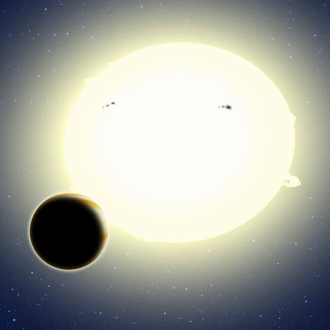 Космический телескоп кеплер