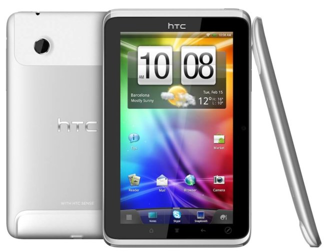 HTC-Flyer-3-views