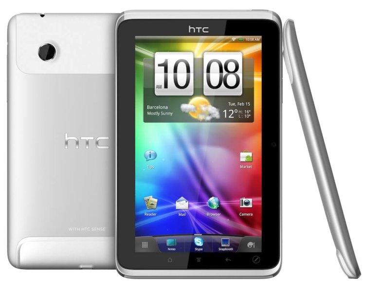 HTC-Flyer-3-views
