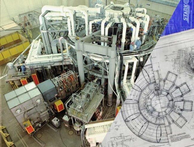 Дуговой реактор