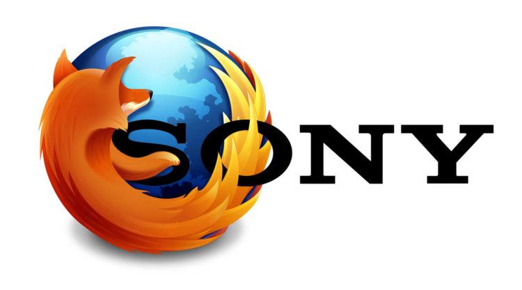 Sony firefox os
