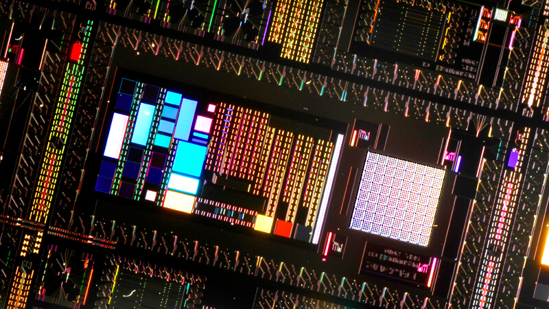 Квантовые микросхемы