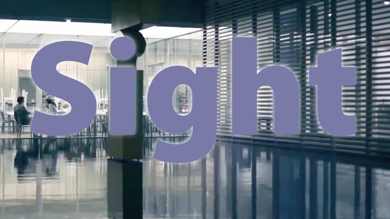 Короткометражный фильм «Sight»
