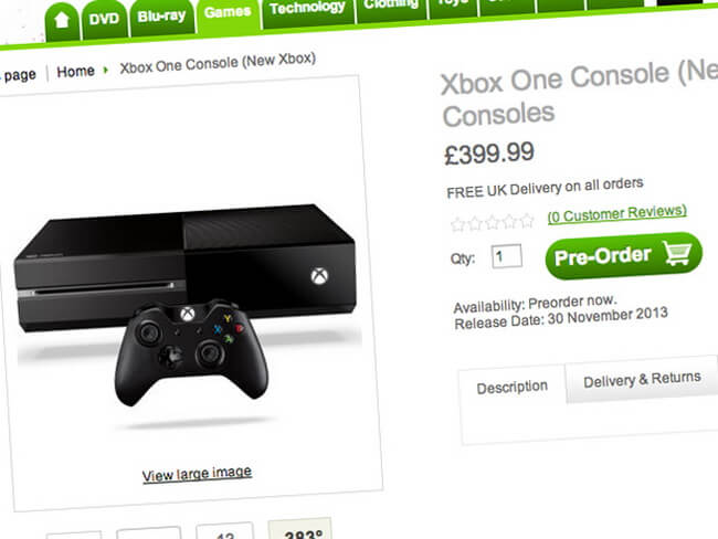 xbox-one-pre-order