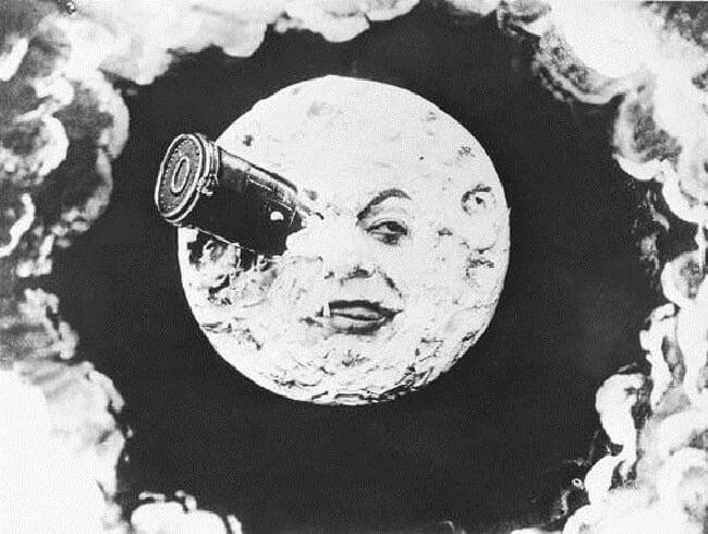 Из пушки на Луну