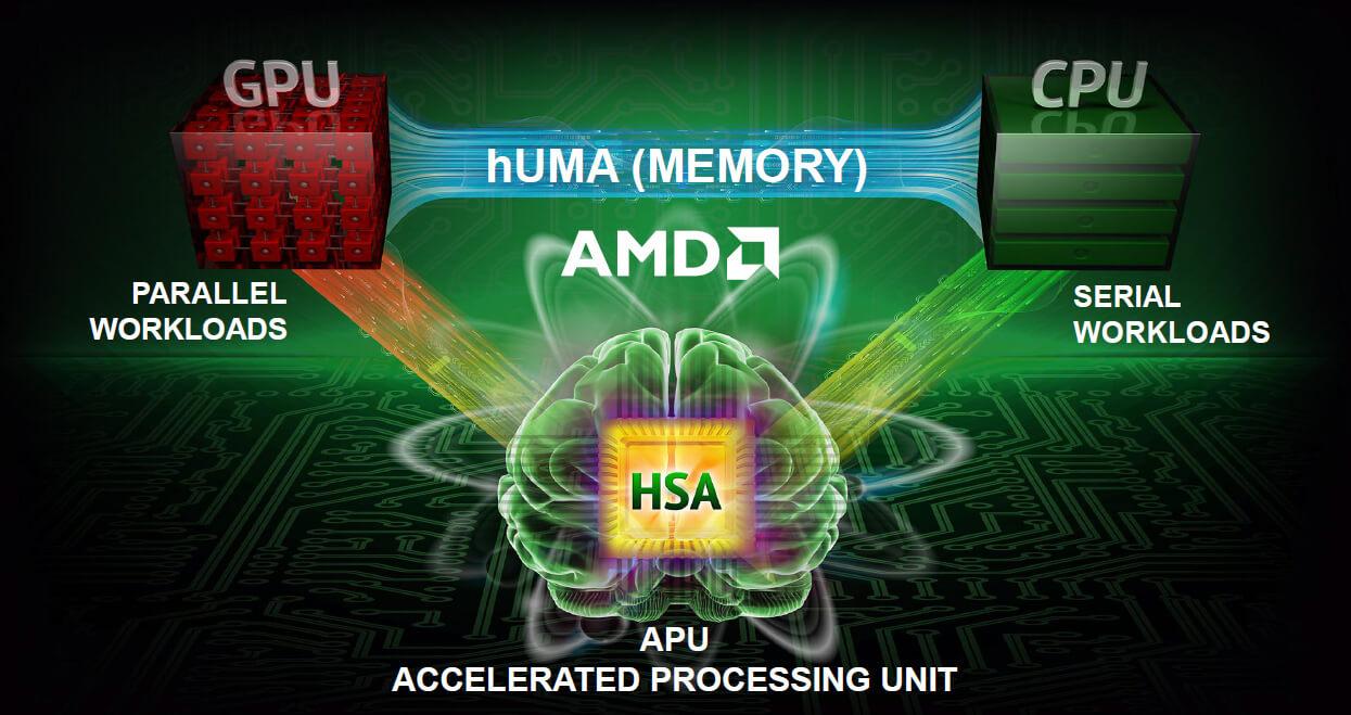 AMD-HUMA