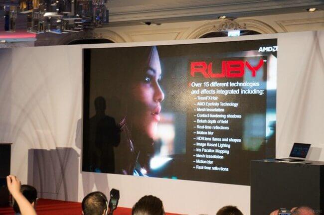 Ruby-AMD