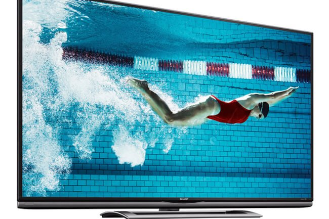 Sharp AQUOS Ultra HD LED TV