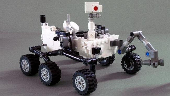 LEGO Кьюриосити