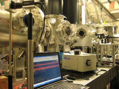 laser accelerator