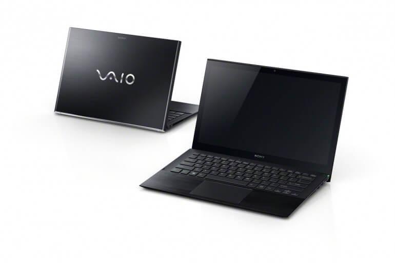 sony pro laptop