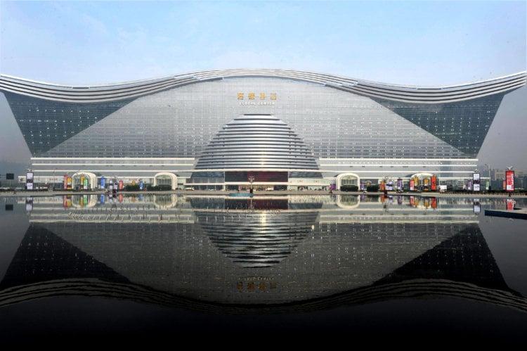 комплекс New Century Global Center