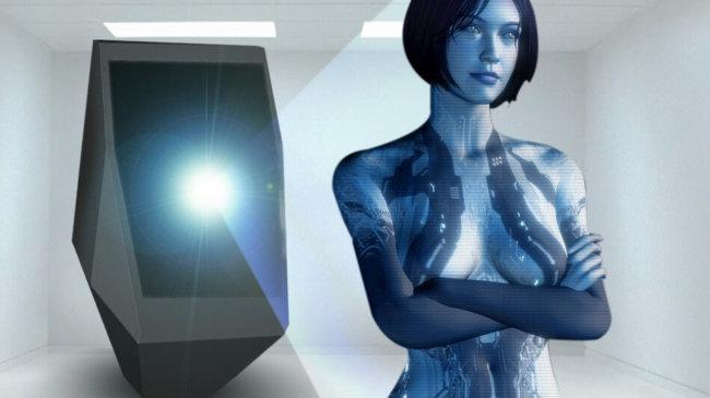HoloVision Hologram