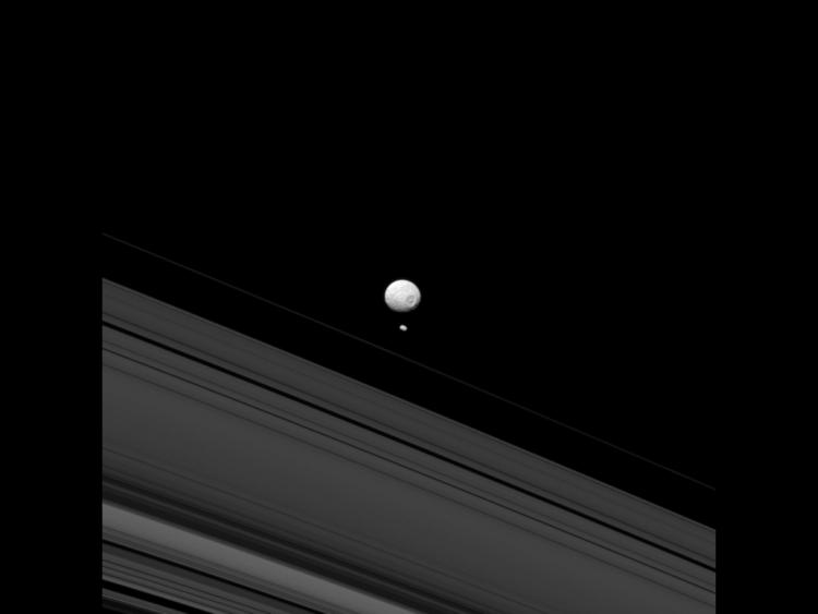 Saturns-Moons