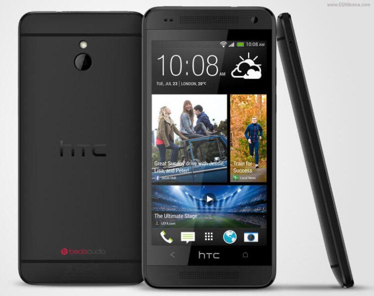Смартфон HTC One mini