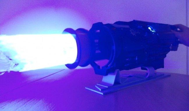 Лазерный пулемет