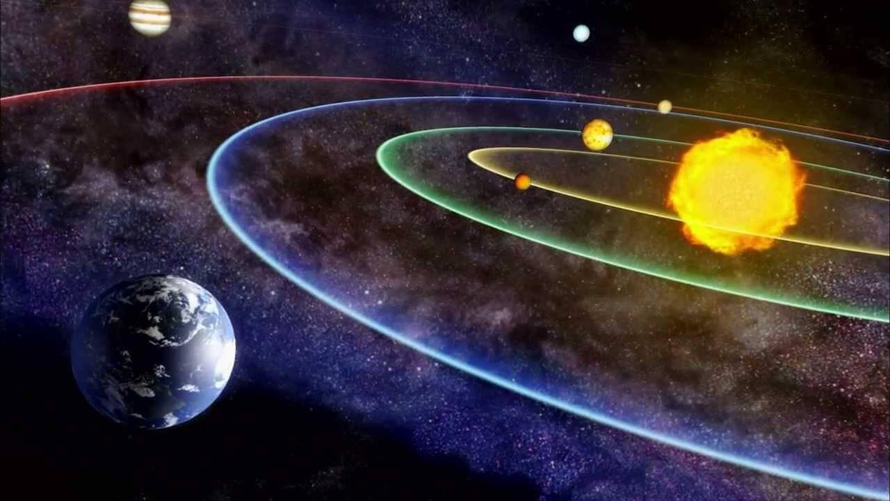 Солнечная система1